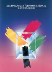 Festival Internacional de Cine de Berlín - 1989