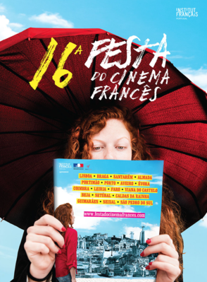 Lisboa - Festa do Cinema Francés - 2015