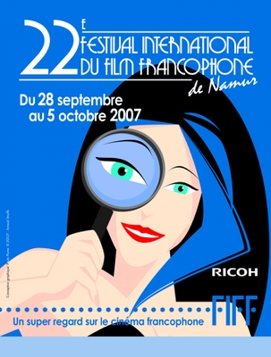 Festival international du film francophone de Namur  - 2007