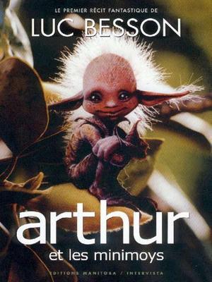 アーサーとミニモイの不思議な国 - © Book cover (France)