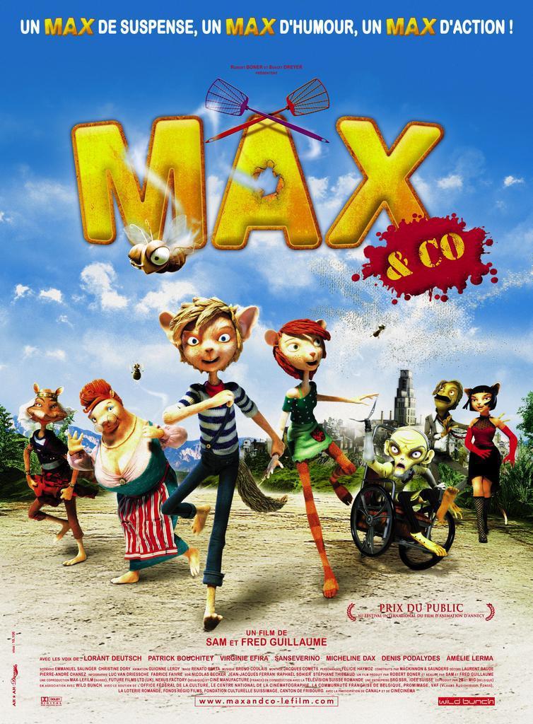 Max-Lefilm