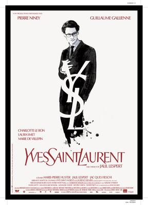 Yves Saint Laurent - Poster - Greece