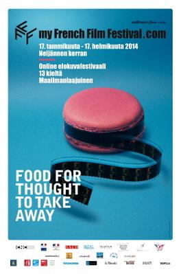 MyFrenchFilmFestival - 2014 - Affiche - Finland