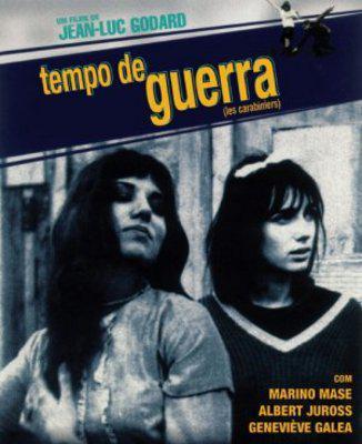 カラビニエ - Poster Brésil