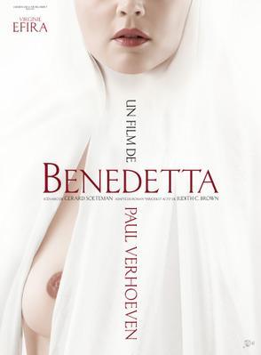 Benedetta - Affiche teaser