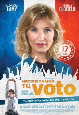 We Need Your Vote - Poster - Spain