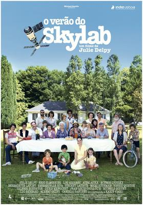 The Skylab - Poster - Portugal