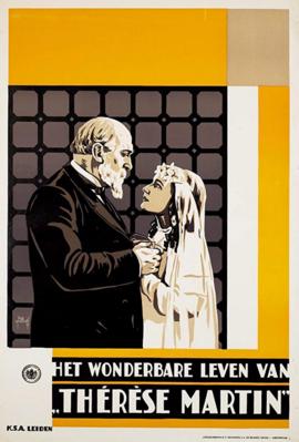 Thérèse Martin - Poster - The Netherlands