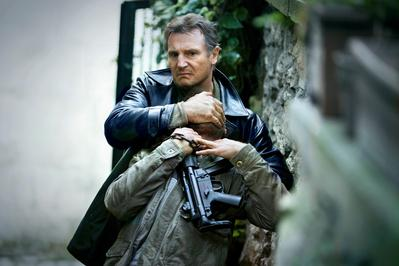 Liam Neeson  - © Magali Bragard / Shanna Lelia Besson 2011 Europacorp – M6 Films – Grive Productions