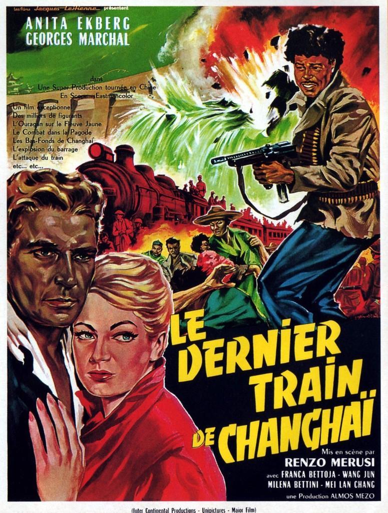 Le Dernier Train de Shanghai
