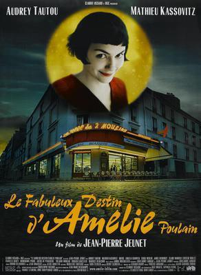Le Fabuleux Destin d'Amélie Poulain - Poster - France 2