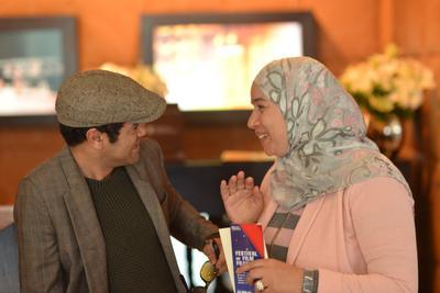 Magnífica apertura del 1er Festival de Cine Francés en Marruecos - Sorial Zeroual et Jamed Debbouze