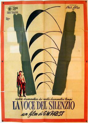 La Maison du silence - Poster Italie