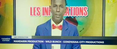 Welcome to Gondwana - © MANDARIN PRODUCTION - WILD BUNCH - GONDWANA-CITY PRODUCTIONS