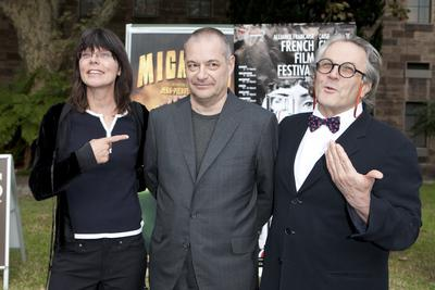 Australia: 3 French directors meet with local audiences - Jean-Pierre Jeunet