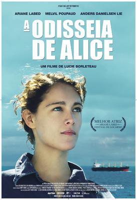 La Odisea de Alice - Poster - Brazil