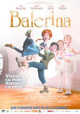 Ballerina - Poster - Romania