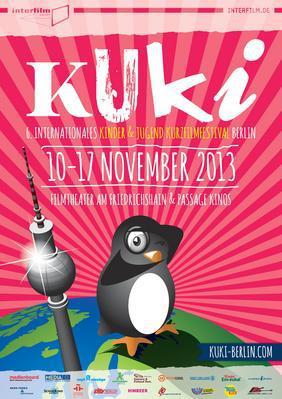 Festival international du court-métrage pour l'enfance et la jeunesse de Berlin (Kuki) - 2013