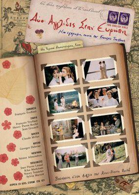 Las Dos Inglesas y el amor - Poster Grèce
