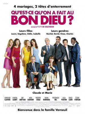 French films at the international box office: April 2014