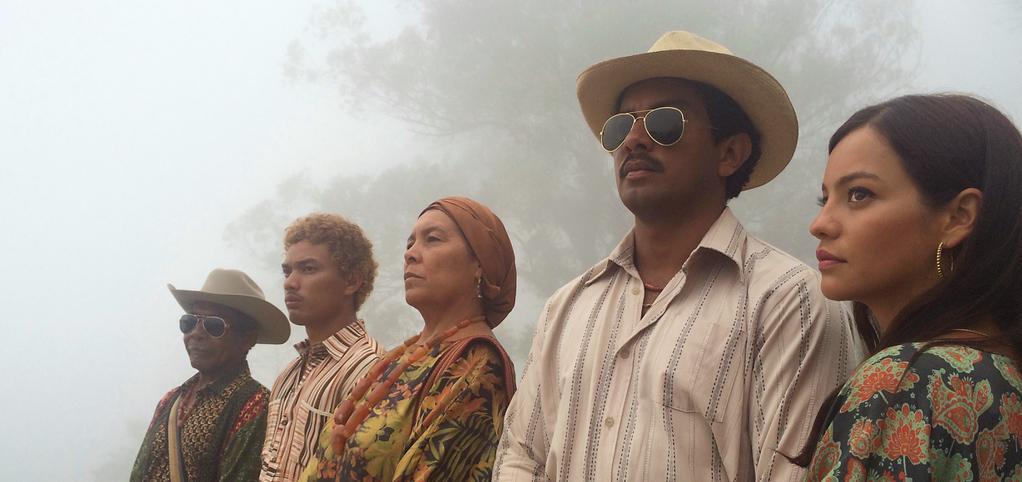 Ciné Sud Promotion - © Ciudad Lunar - Blond Indian - Mateo Contreras