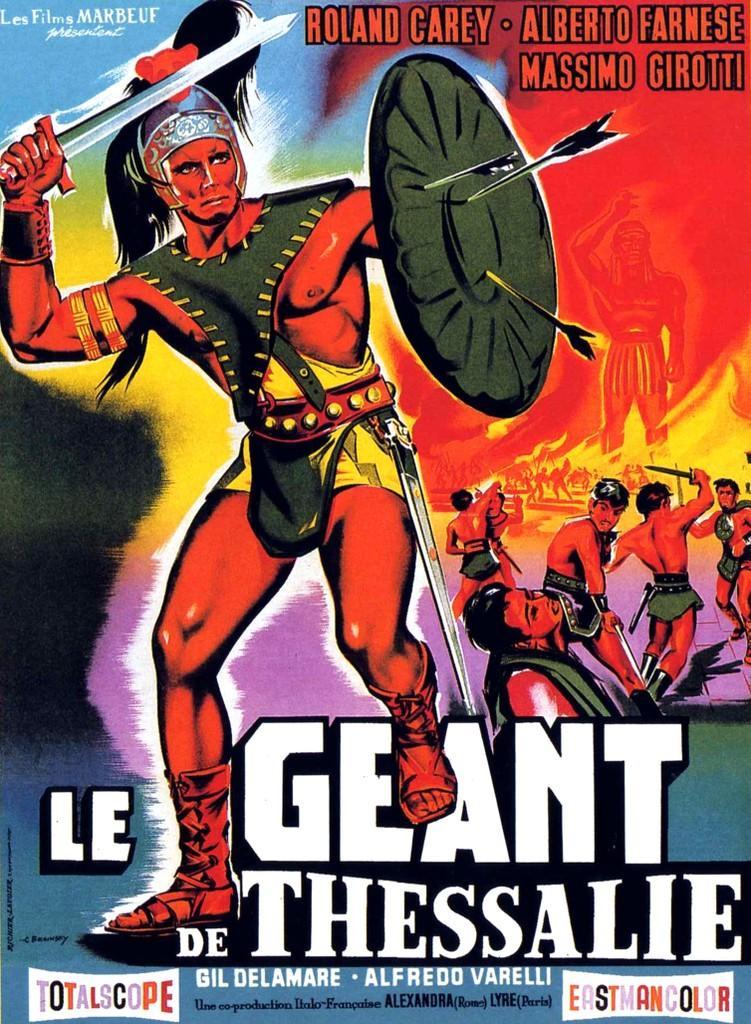 Los Gigantes de la Tessaglia