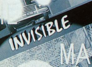 The Invisible Man in Blind Love