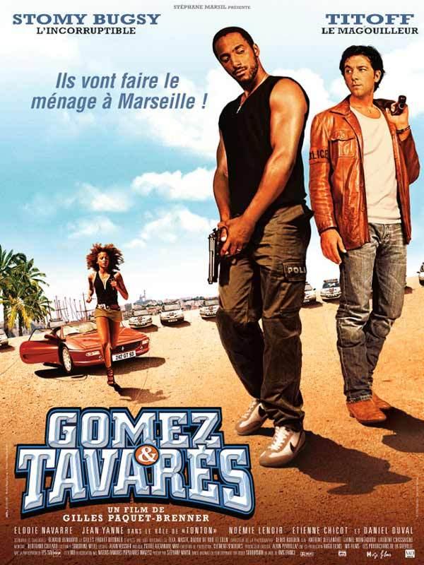 Gomez et Tavares / マルセイユ・ヴァイス