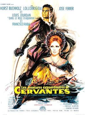 Les Aventures extraordinaires de Cervantes