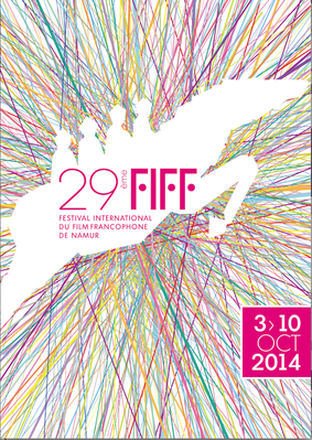 Festival international du film francophone de Namur  - 2014