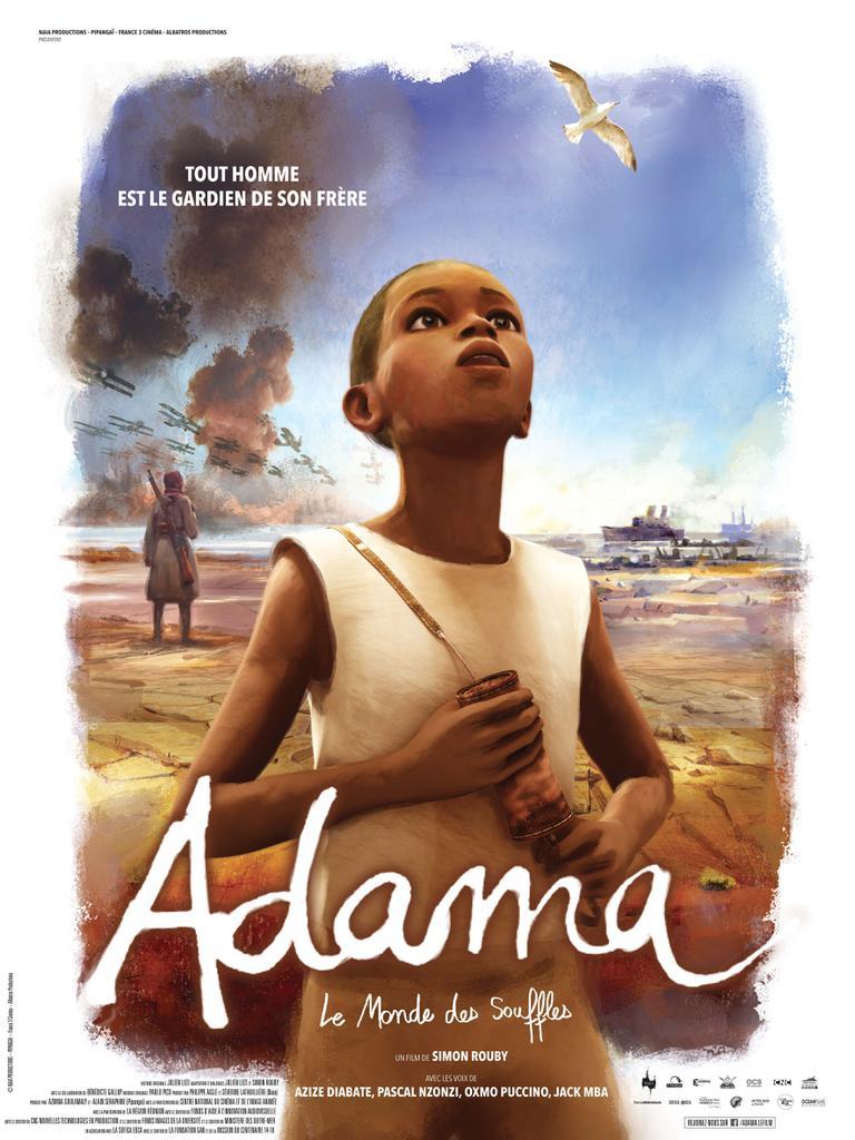 Adama on Number Line 1 100
