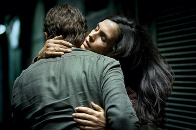 Famke Janssen - © Magali Bragard / Shanna Lelia Besson 2011 Europacorp – M6 Films – Grive Productions