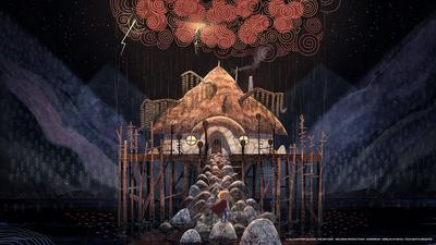 Le Chant de la mer - © Cartoon Saloon - The Big Farm - Melusine Productions - Superprod - Nrlum Studios