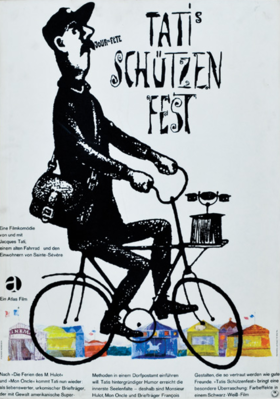 Día de fiesta - Poster Allemagne