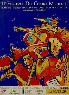 Festival Internacional de Cortometrajes de Clermont-Ferrand - 1989