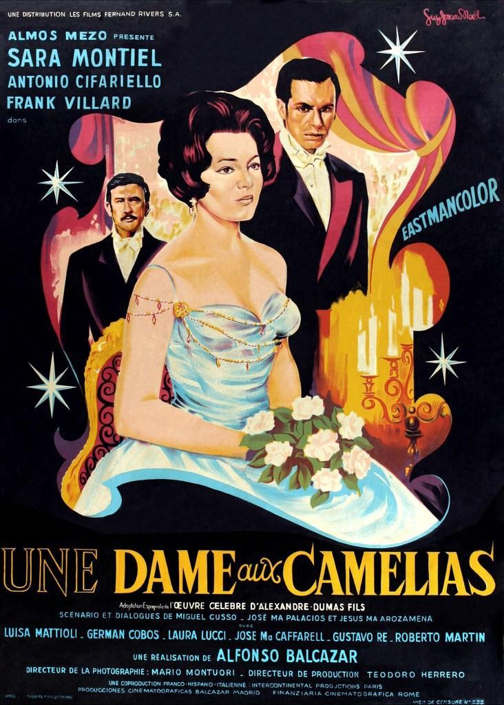 Alexandre Dumas fils - Spain