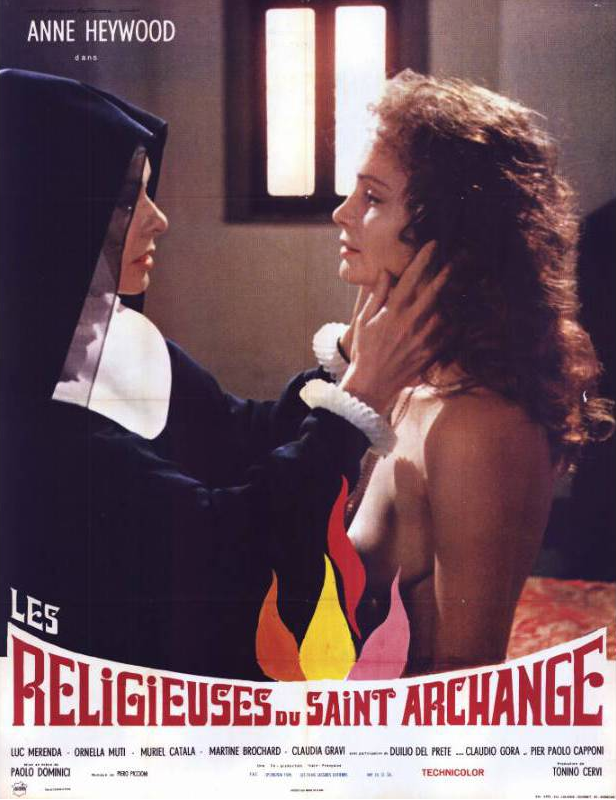 Escándalo en el convento