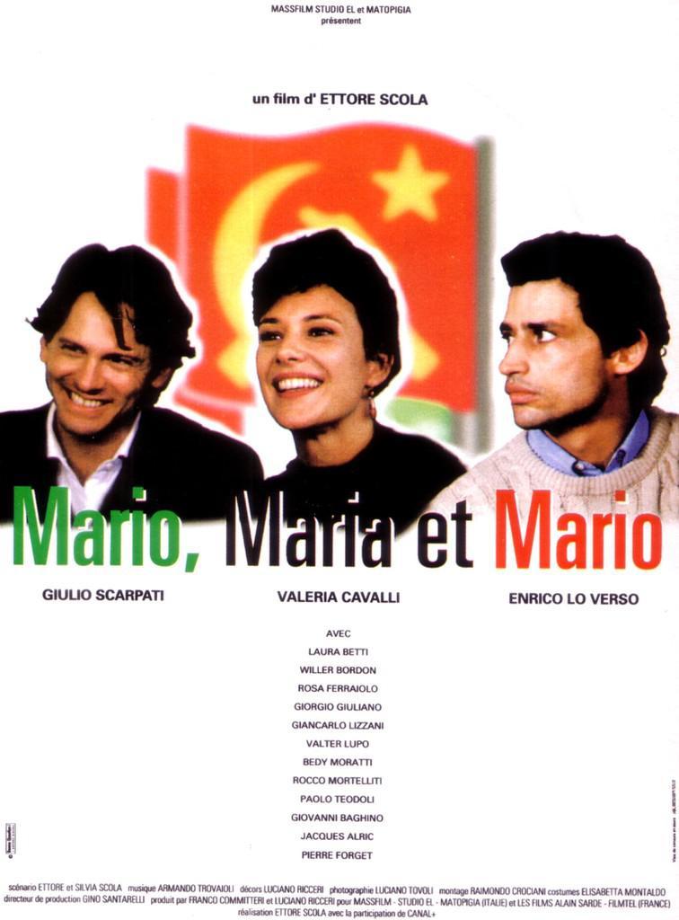 Mario, Maria et Mario