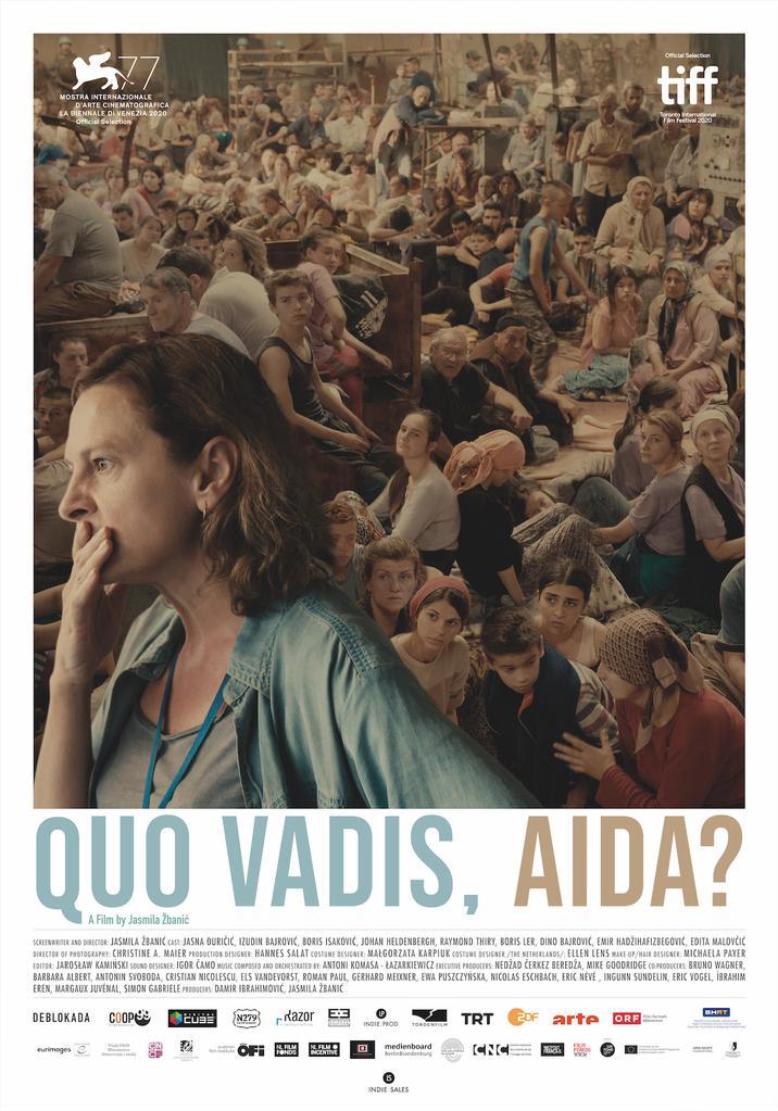 Festival de Cine de Gotemburgo - 2021 - International Poster