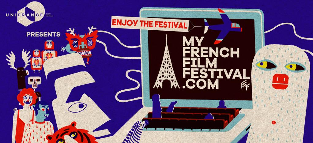 Les jurys et la sélection de la 11e édition de MyFrenchFilmFestival dévoilés !