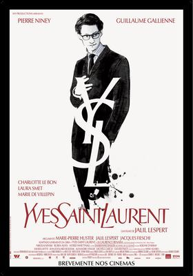 Yves Saint Laurent - Poster - Portugal