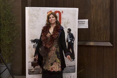 Retrospectiva de la 10e Festa do cinéma frances - Agnès Jaoui - © Unifrance.org