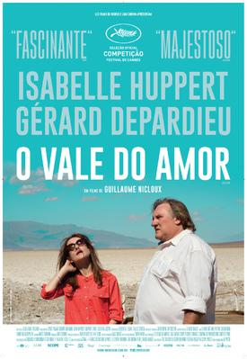 Valley of Love - Poster - Brazil