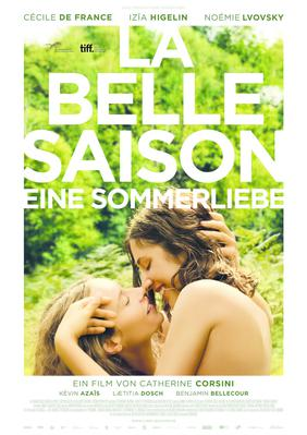 Un amor de verano - Poster - Austria
