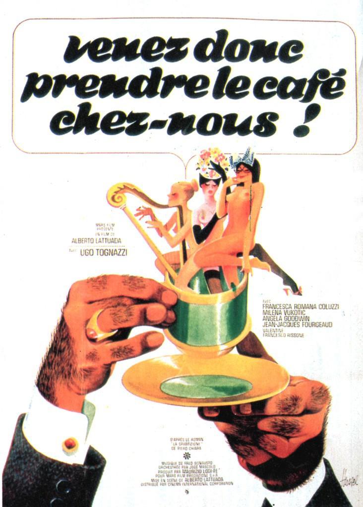 Venez donc prendre le café chez nous !