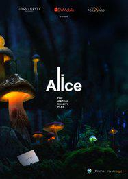 Alice, the Virtual Reality Play