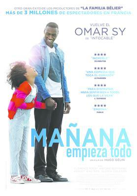 Mañana empieza todo - Poster - Espagne