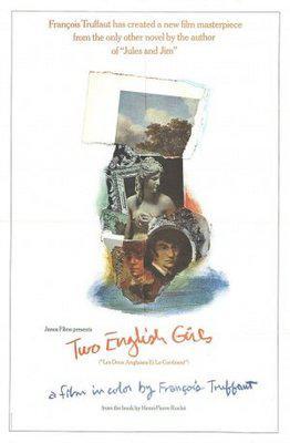 Las Dos Inglesas y el amor - Poster Etats-Unis