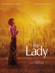 The Lady - Poster - France