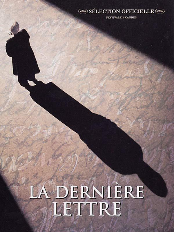 the last letter movie the last letter 2001 unifrance 39994